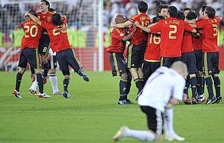 España Campeona de Eurocopa