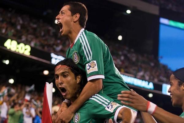 México en la Copa de Oro 2011