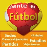 Siente el Fútbol en MuchoMundial.com