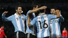 Argentina Costa Rica - Copa América 2011