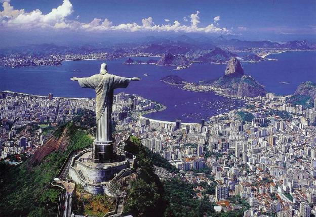Río de Janeiro Sedes del Mundial Brasil 2014