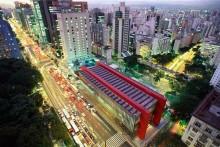 Säo Paulo - Sede del Mundial Brasil  2014