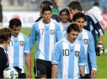 Selección Argentina Favoritos Copa América 2011