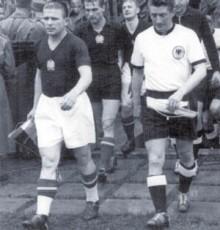 Selección de Hungría en el Mundial Suiza 1954