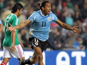 Uruguay Vs México - Copa América 2011