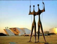 Brasilia capital de Brasil