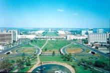 Eje Monumental de Brasilia