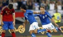 Gol de Italia ante España