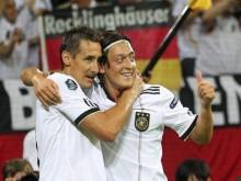 Grupo A Eurocopa 2012: Selección de Alemania