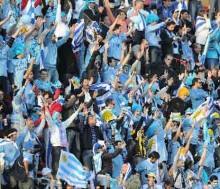 Aficción de la Selección de Uruguay