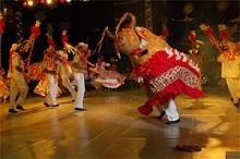 Danza Siriri típica de Cuiabá