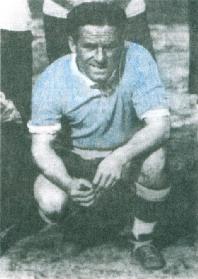 Héctor Scarone en la Seleccion de Uruguay