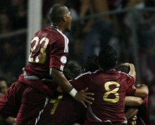 Venezuela gana a Argentina Octubre 2011