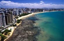 Ciudad y playas de Fortaleza