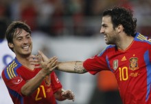 España lidera el ranking FIFA