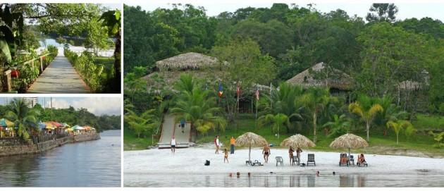 Playas en Manaos - Amazonas - Brasil