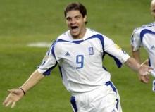 Charisteas hizo campeón a Grecia en Portugal 2004