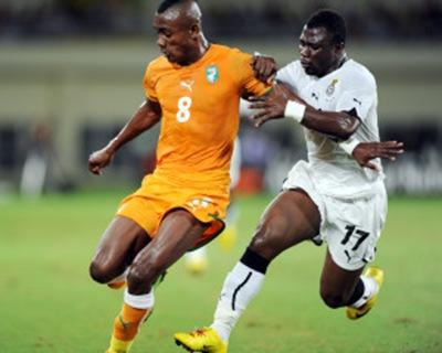 Costa de Marfil y Ghana son los principales favoritos
