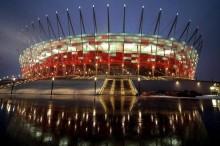 El Estadio Nacional de Varsovia, listo para ser inaugurado