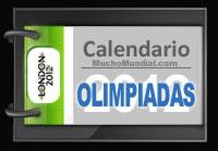 Ir al calendario de partidos Olimpiadas 2012 en Londres
