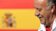 Del Bosque renueva con la selección española