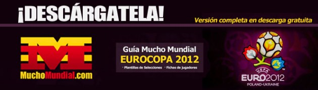 Descargar Guía Eurocopa 2012 Mucho Mundial