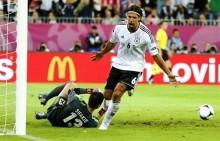 Alemania ya está en semifinales de la Eurocopa