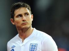 Lampard se pierde la Eurocopa