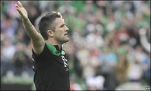 Robbie Keane cree en un buen papel de su selección