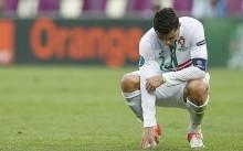 Ronaldo no muestra su calidad con Portugal