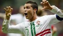 Ronaldo dio el pase a semifinales a Portugal