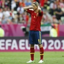 Torres continúa negado de cara al gol