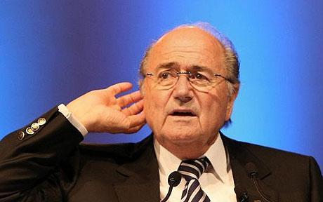 Blatter acusa a Alemania de comprar la organización del Mundial de 2006