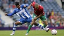 Honduras y Marruecos firmaron empate en el partido inaugural de las Olimpiadas de Londres 2012