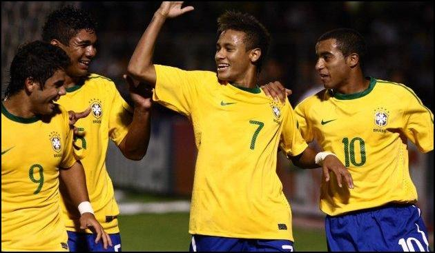 Brasil, favorita para medalla